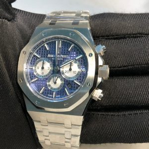 AP Royal Oak Chrono Replica Dubai blue