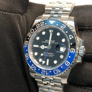 Rolex GMT Master II Batman copy watch dubai