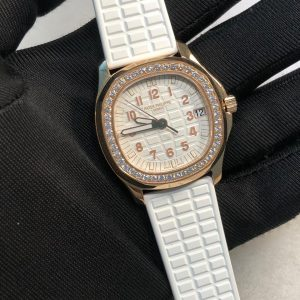 Patek Philippe Aquanaut Ladies Copy Watch Dubai (2)