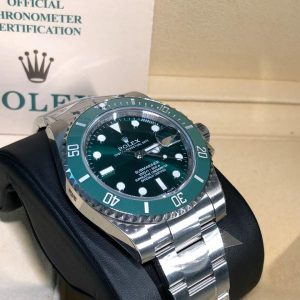 Rolex Submariner Hulk Green Copy Watch Dubai