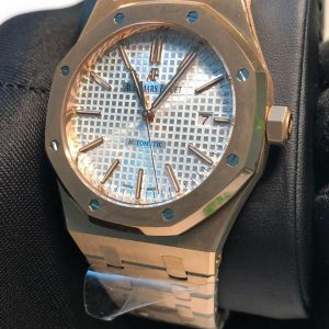 AP Royal Oak 15400 Replica Dubai rosegold white Dial