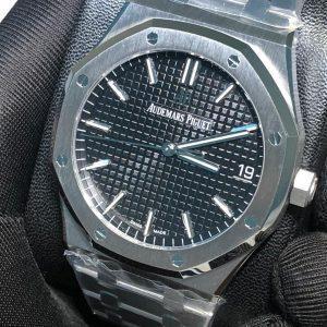 AP Royal Oak 15500 Replica Dubai black Dial