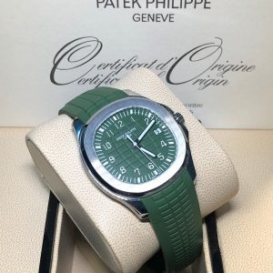 Patek Philippe Aquanaut 5167A Replica Dubai green